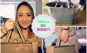 What's In My Bag ♡ | Mariething