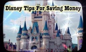 Saving Money at Disney World