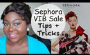 Sephora VIB Sale: Tips and Tricks