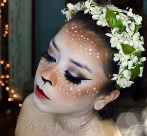 I made a youtube tutorial for this look... click the link in my bio to watch full tutorial :) www.youtube.com/venusocean