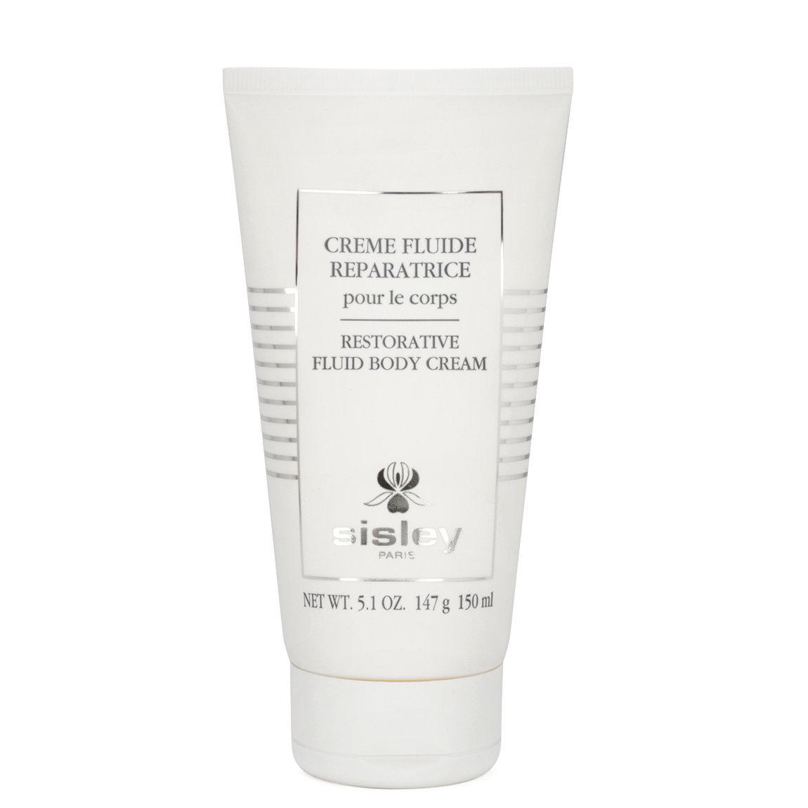 Sisley-Paris Restorative Fluid Body Cream alternative view 1 - product swatch.