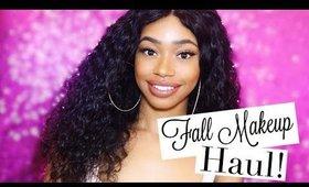 Fall Beauty Haul