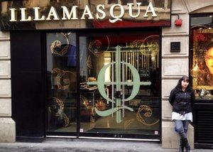 illamasqua shop in london