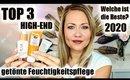 Top 3 Getönte Tagespflege mit und ohne SPF | Highend Skin Tints | Frankas Favorites