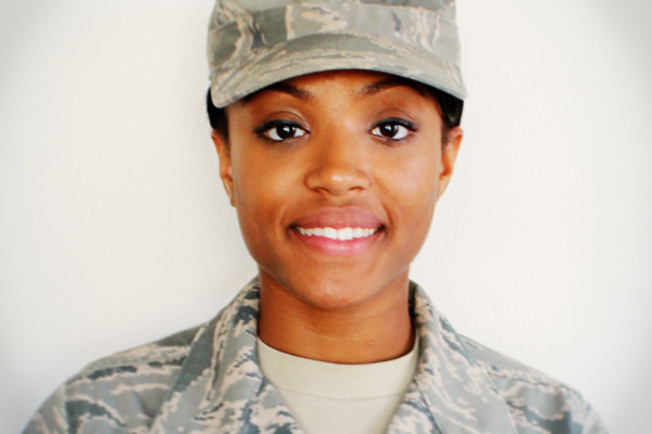 Makeup In The Military Beautylish