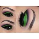Green Cut Crease