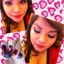 valentine look