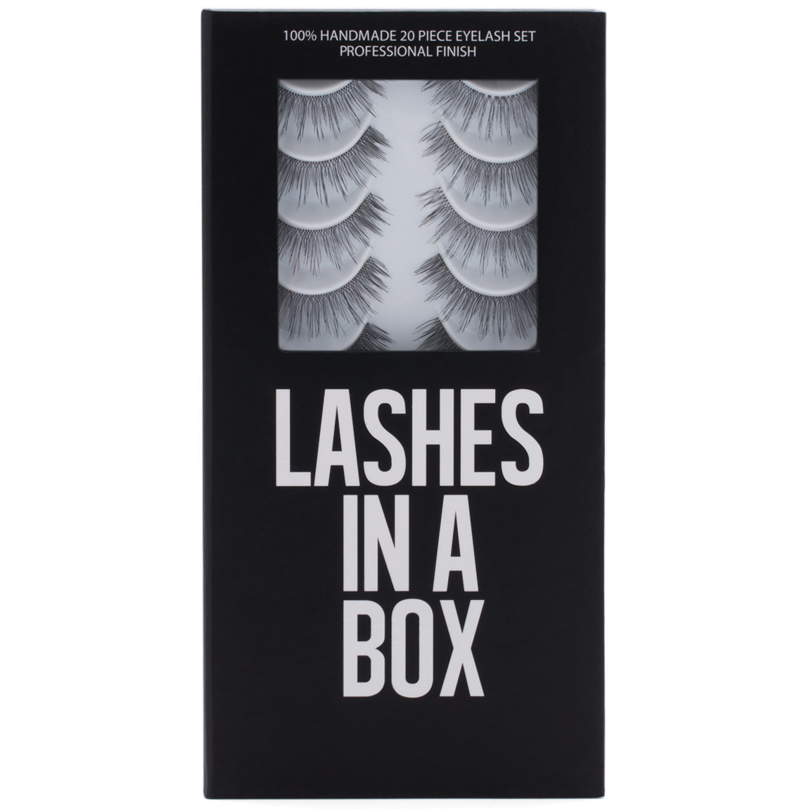 LASHES IN A BOX N°3 product swatch.