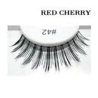 Red Cherry False Eyelashes #42