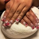 Nails done by me