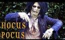 HALLOWEEN MAKEUP TUTORIAL:  Hocus Pocus Billy Butcherson