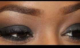 Bombshell Look: Smokey Eyes w/ Nude or Pink Lips
