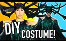 DIY Halloween Costumes 2017: Marvel Hela costume!!!
