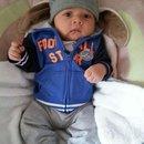 My little man! 💙