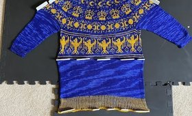 Episode 2 - COVID Knitting: Love Witch & Ravenclaw House Pride Sweater