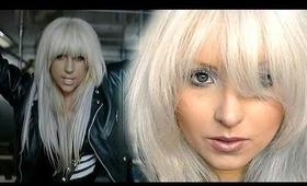 Lady Gaga Lovegame Hair & Makeup Tutorial