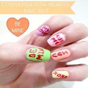 http://www.hairsprayandhighheels.net/2013/02/conversation-hearts-mani-monday.html#