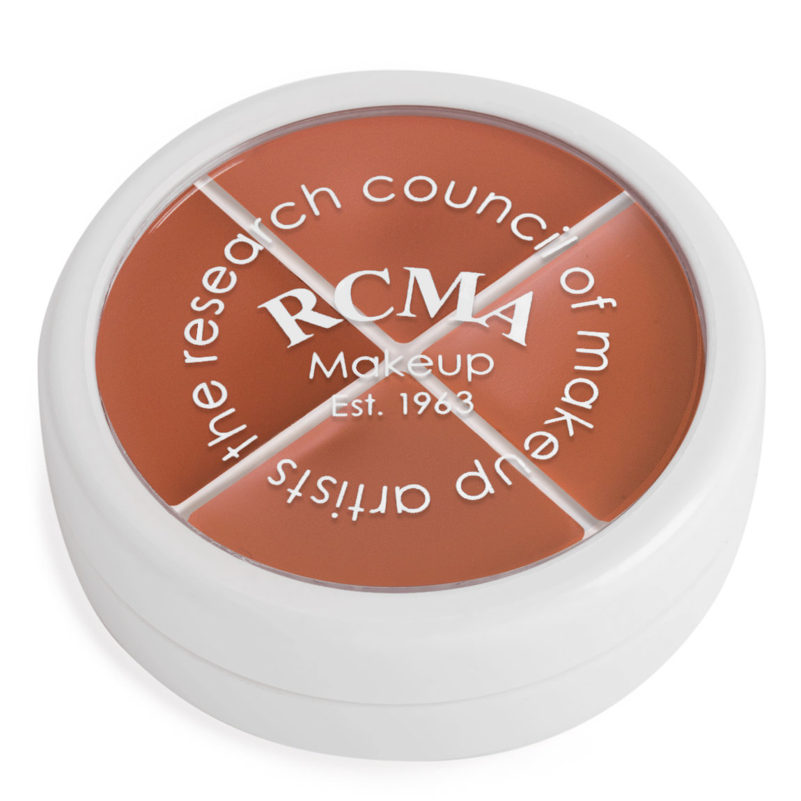 RCMA Makeup 4 Color Kit Color Process Foundation E