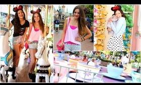 Amusement/Theme Park Outfit ideas! (Disneyland)