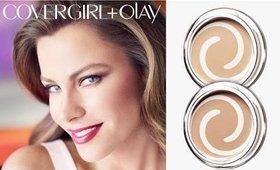 COVERGIRL + Olay DePuffer | MakeupbyIRMITA