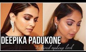 DEEPIKA PADUKONE Inspired Makeup Look | Stacey Castanha