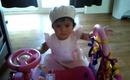 Cute, kid, contest, Evelyn, girl