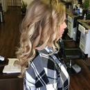 Beautiful Bayalage by Christy Farabaugh at Gallery Hair Studio