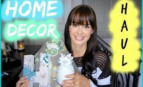 Home Decor Haul! | Spring 2015