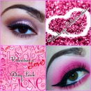 Valentine's Day makeup collaboration