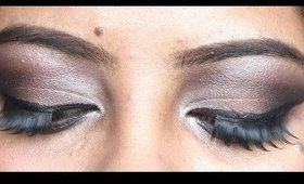 WEARABLE BROWN SMOKEY EYE | INDIAN BEAUTY GURU SEEBA86
