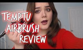 TEMPTU AIRBRUSH SYSTEM REVIEW