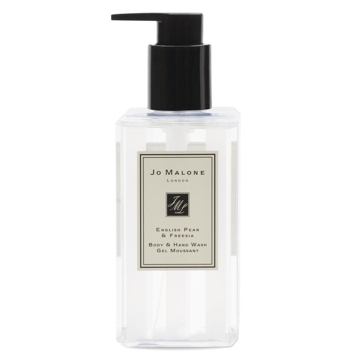 Jo Malone London English Pear & Freesia Body & Hand Wash product swatch.
