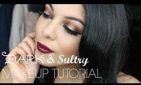 Dark Sultry Makeup Tutorial