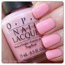 O.P.I Pink-ing of You