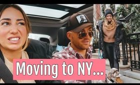A WEEK IN MY LIFE// MOVING TO New York?!