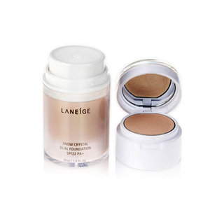 Laneige Snow Crystal Dual Foundation SPF22/PA+