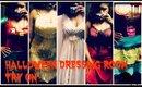 Halloween Dressing Room Try On { Halloween Costume Ideas For Curvy Girls }