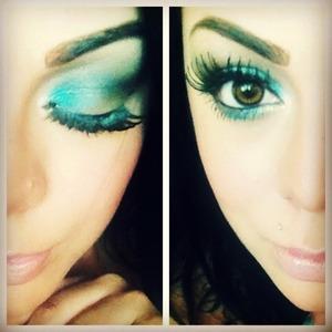 Using Mac in Pretty Please  Adoro lashes in #62 Bh cosmetics 120 palette