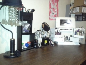 My Make Up Area