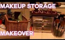 Makeup Storage Makeover!