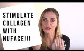 NuFace Review : The 5 Minute Facial Lift with Anti-Aging Device