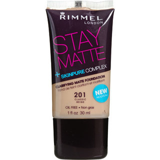 Rimmel London Stay Matte Clarifying Matte Foundation