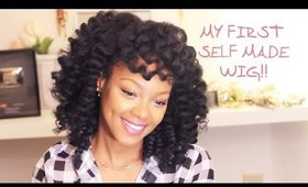 More Crochet Braid Options & My First Self Made Wig!