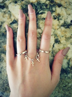 I Purchased this ring at top shop!