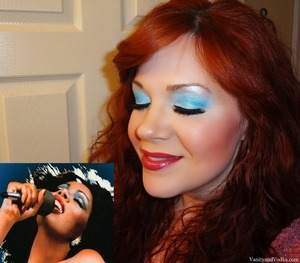 To see the complete post, please visit: http://www.vanityandvodka.com/2013/06/1920-to-2000-makeup-for-each-decade.html :-)
