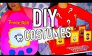 DIY Halloween Costumes for teens: 90's Inspired!