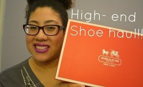 COACH shoe haul @thebeautydly