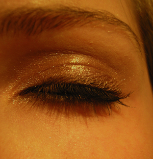 Light Brown/Copper Smoky Eyes