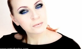 Ultimate Rock Chic Smokey Makeup (inspired by Peter Bič Project - Hey Now)