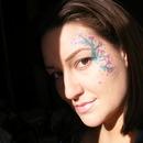 Glitter Makeup Art